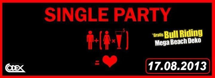 Single party schwarzwald