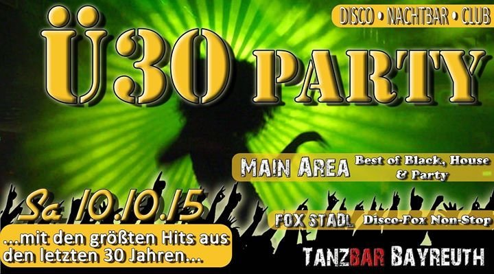 Party bayreuth heute