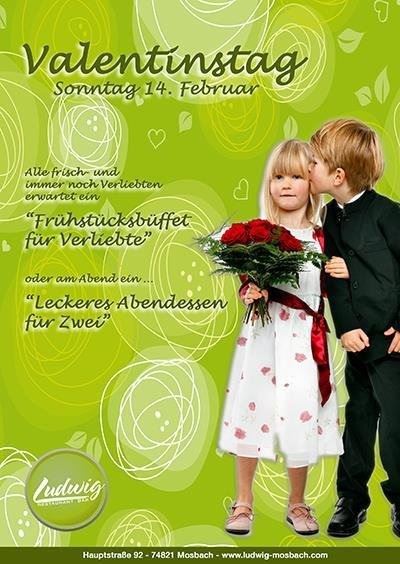 party valentinstag fr hst cksbuffet f r verliebte ludwig in mosbach. Black Bedroom Furniture Sets. Home Design Ideas