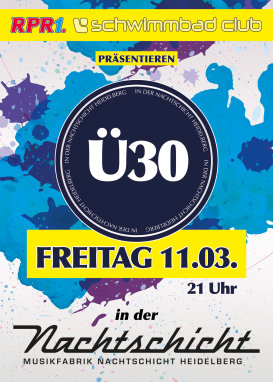 Ü30 single party heidelberg