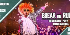 BREAK the RULES - Dresden's Mega-Party kommt nach Gera