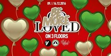 Be MORE Loved - 3 Floors