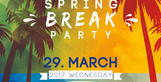 Spring Break Party - Gartenlaube