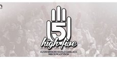 HIGH FIVE x 1. April x Proton The Club