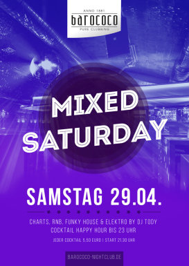 Mixed Saturday