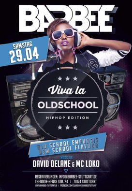 VIVA La Oldschool - Hip Hop Edition