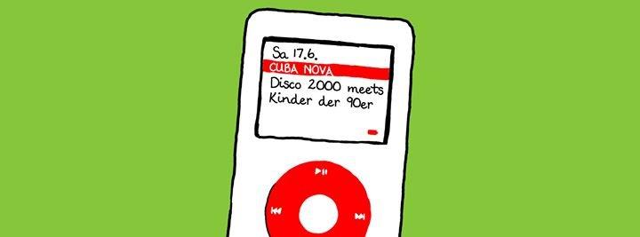 party disco 2000 meets kinder der neunziger cuba nova in m nster. Black Bedroom Furniture Sets. Home Design Ideas
