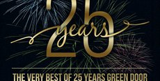 25 Jahre Green Door - The Very best of 25 Years Green Door!