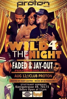 12/08 Wild For The Night at proTON