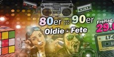 Die 80er90erOldieFete Vol. 2