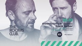 Global Player w/ Moonbootica & Frank Lorber