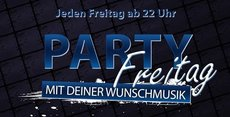 PARTY-Freitag