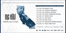 MC EIHT LIVE in Berlin / Which way iz west