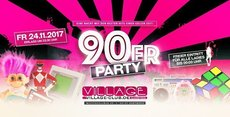 90er Party I Sa 21.11.2017 I Village Dortmund
