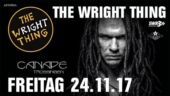 Party the wright thing live canape in trossingen for Canape trossingen