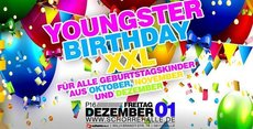 Youngster Birthday PARTY XXL | P16