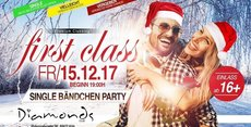 First Class / Single - Bändchen Party / Ab 16 - Köln