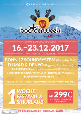 Ski & Boarderweek 2017