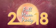 Full Moon Party Silvester - Return to Zollamt