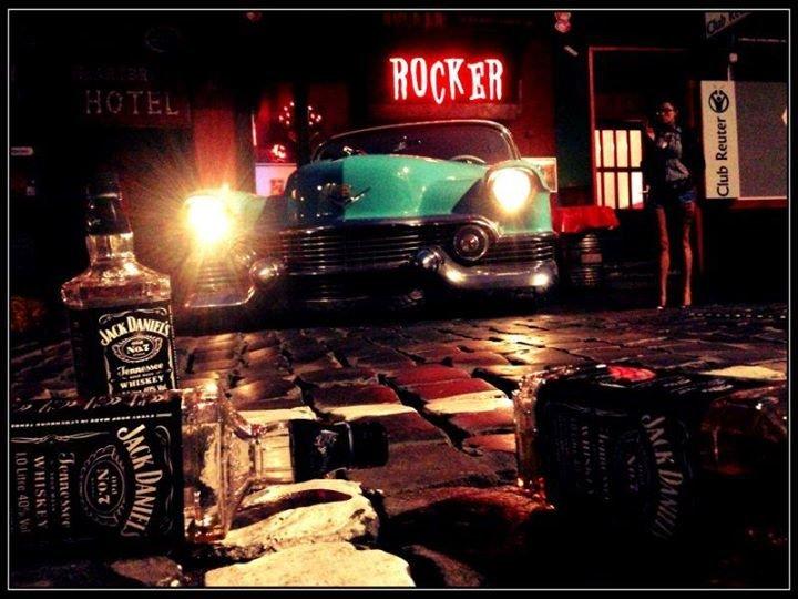 party rocker 2 fast 4 you rocker in hannover. Black Bedroom Furniture Sets. Home Design Ideas