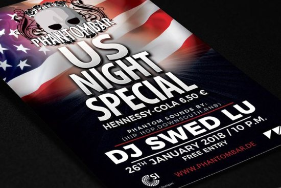 Good old Friday // US NIGHT // Dj SwedLu