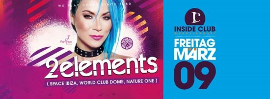 2Elements Special Event (Space Ibiza | World Club Dome)