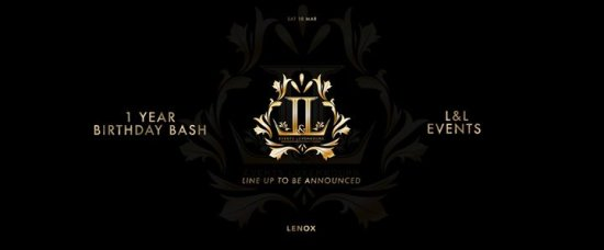 L&L Events Birthday Bash | Lenox 10.03