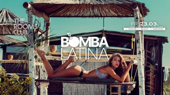 Bomba Latina // The Rooms Heilbronn