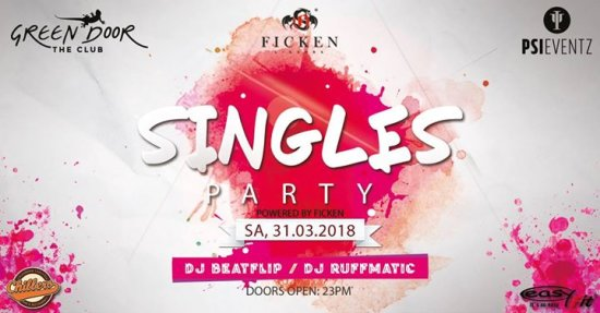 Singles Party powered by Ficken
