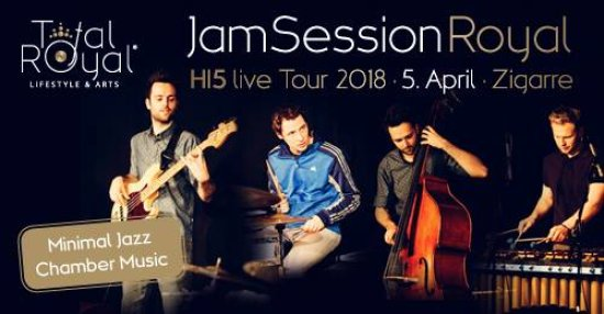 Jam Session #37: HI5 LIVE TOUR