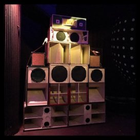 "Berlin Vintage ""Soundsystem"" Night"