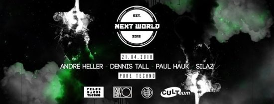 Next World: Pure Techno