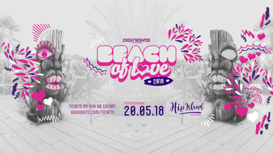 Beach of Love 2018