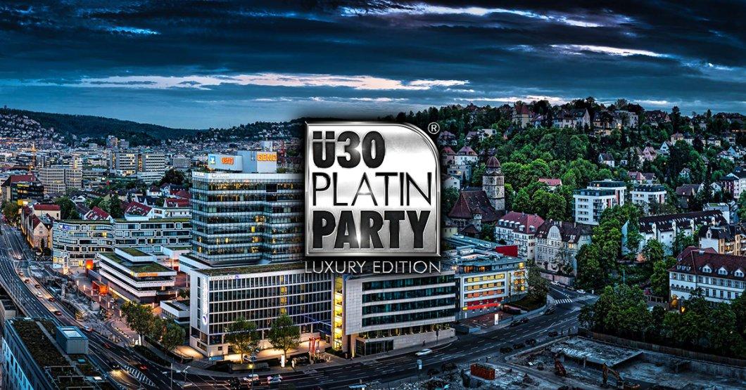 party stuttgart 30 platin party amici in stuttgart. Black Bedroom Furniture Sets. Home Design Ideas