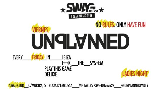 UNPLANNED PARTY - No Rules. Only Have fun #2