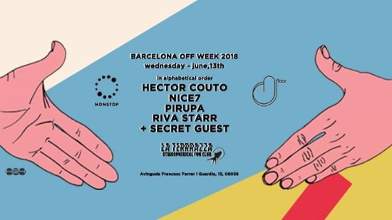 Nonstop & D-Floor Love Affair, Barcelona Off Week