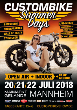 CUSTOMBIKE SUMMER DAYS 2018