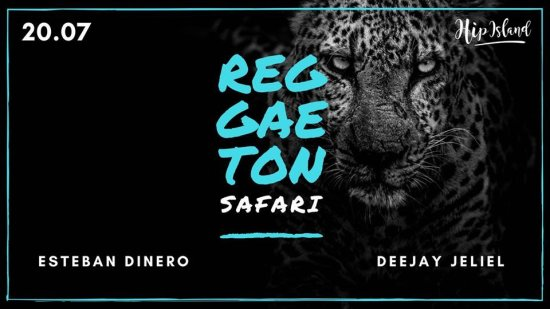 REGGAETON SAFARI