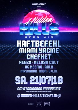Hidden Hills / Deutsch-Rap \ Open Air Festival