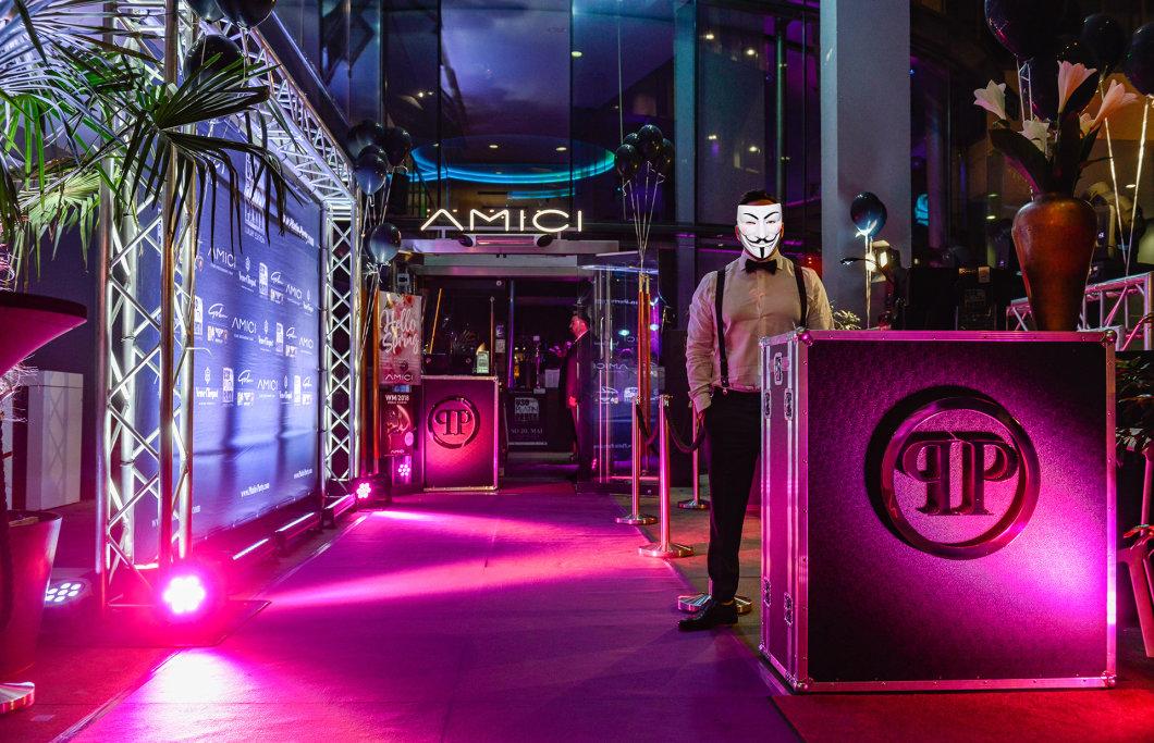 Party - Stuttgart. ü30 Platin Party Luxury Edition