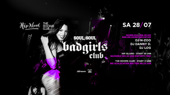 Soul2Soul Badgirls Club Openair