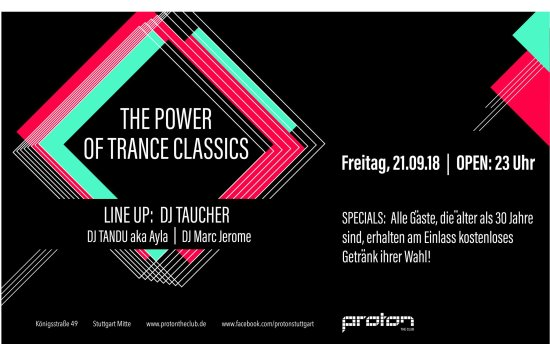 The Power of Trance Classics