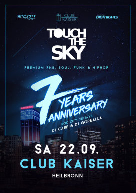 7 Years Touch The Sky