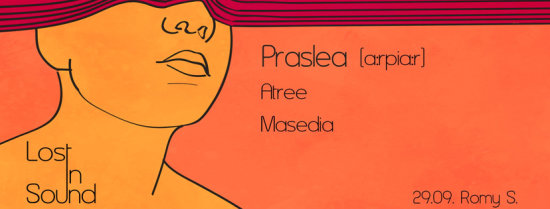 Lost in Sound w./ Praslea