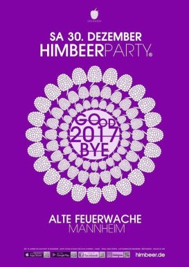 Himbeerparty Goodbye 2018