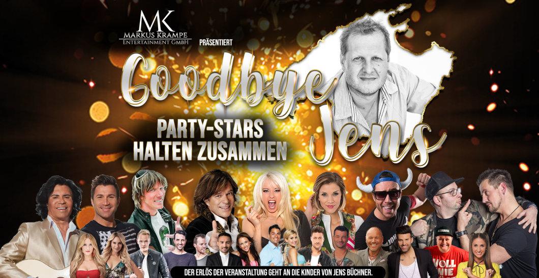 Party Goodbye Jens Party Stars Halten Zusammen Grugahalle In