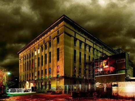 tenage porno Berghain klubb i berlin