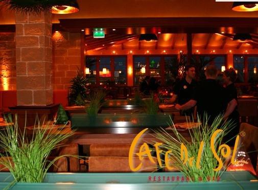 Riesen-brunchbuffet