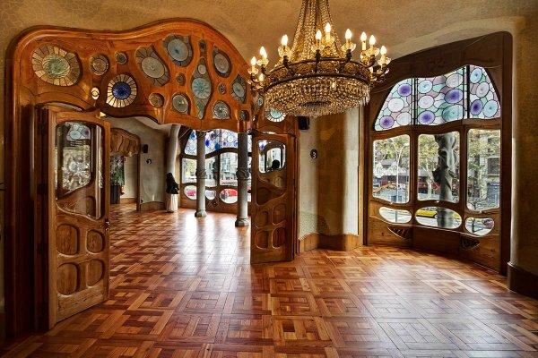 Casa Milà, Barcelona - Sehenswürdigkeiten