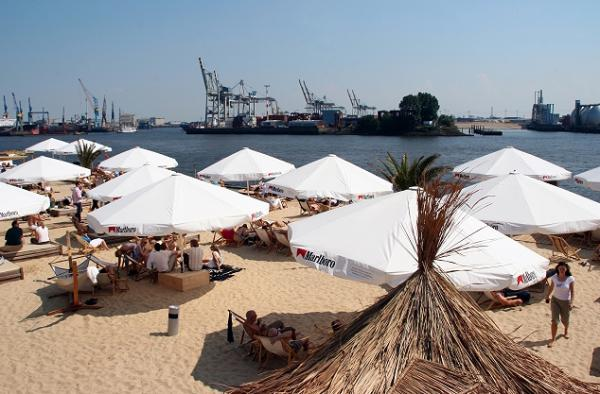 Beach Club Hamburg
